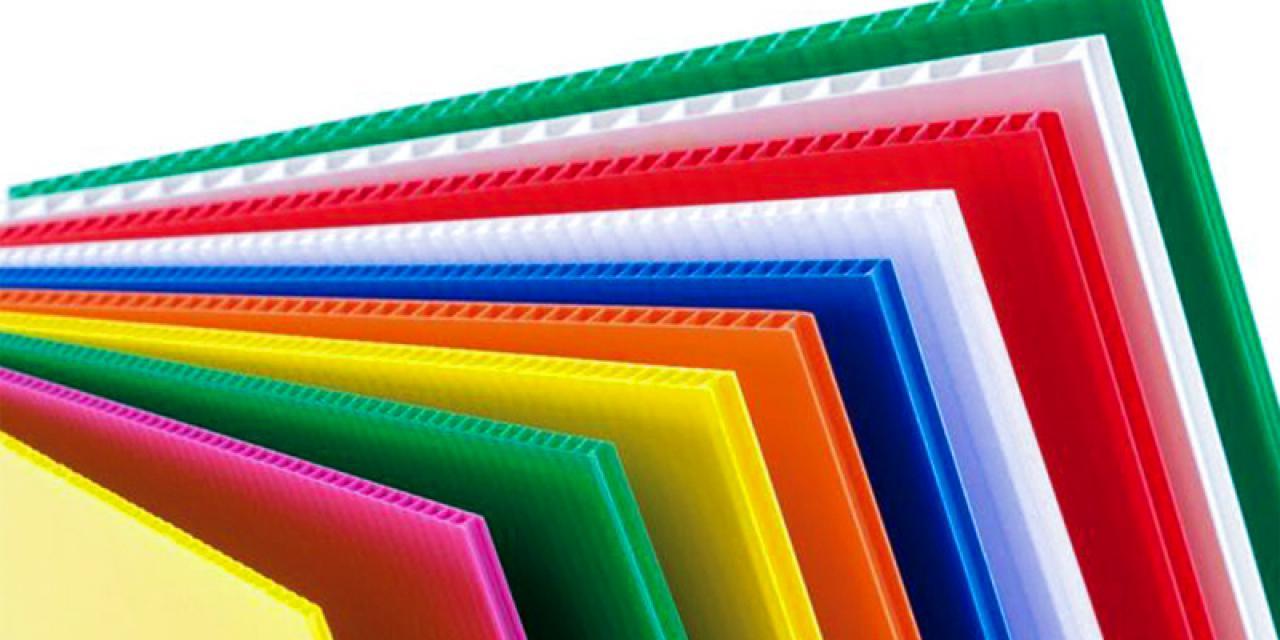 karton plastik papan plastik kardus plastik
