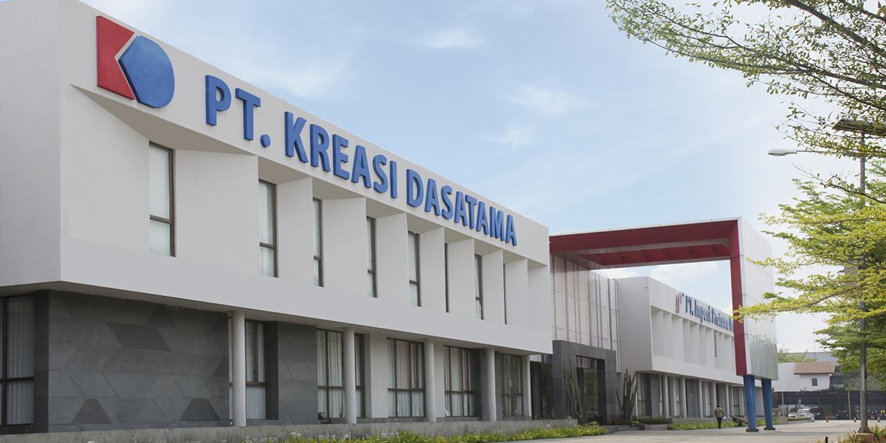Pabrik PT Kreasi Dasatama Cikarang Bekasi Jawa Barat