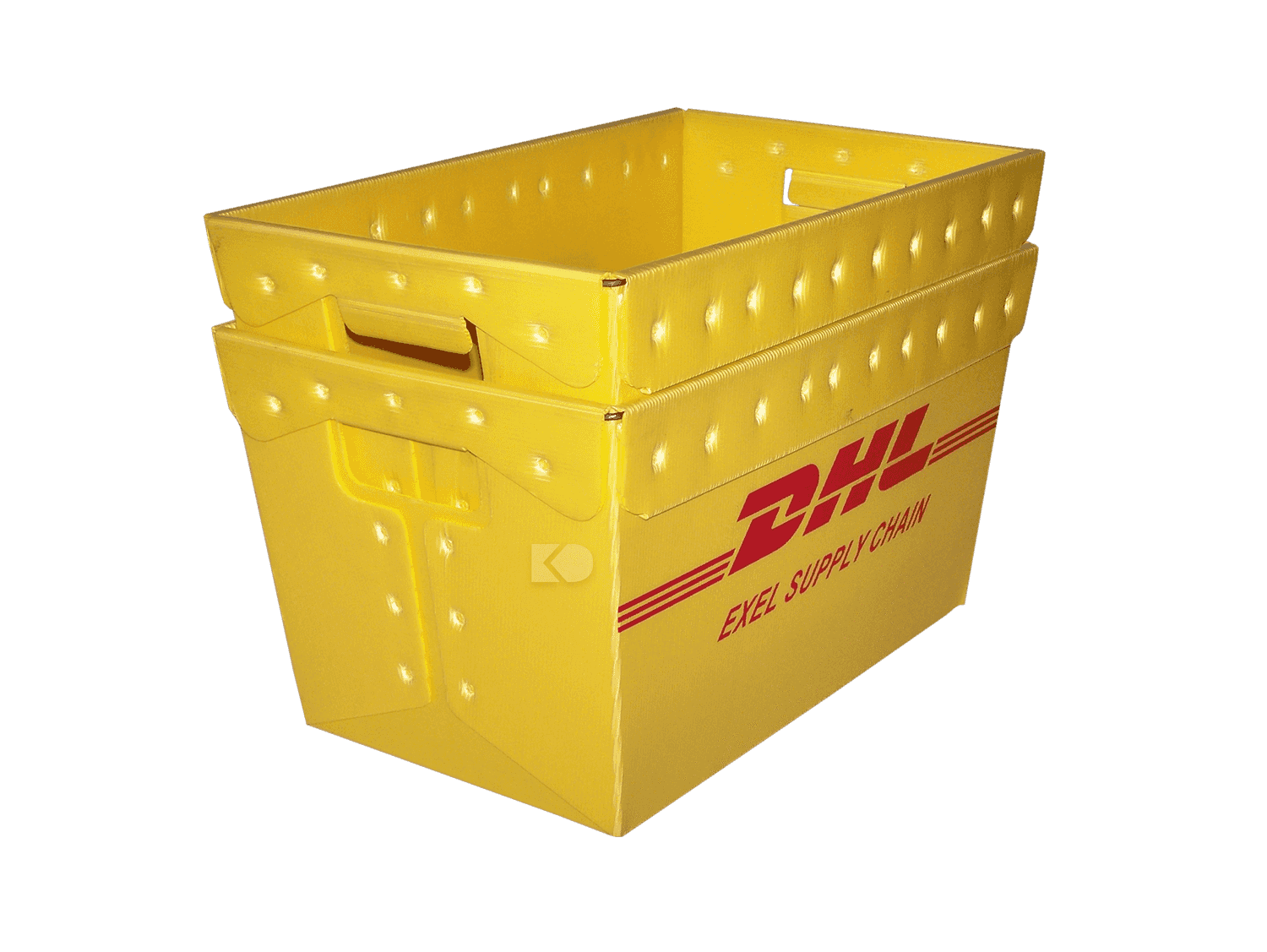 box packaging dhl